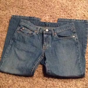 Ralph Lauren, size 4, cropped Kelly Jean, new